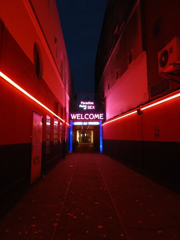 Wini - Herzlich Willkommen (Neon Perspektive)