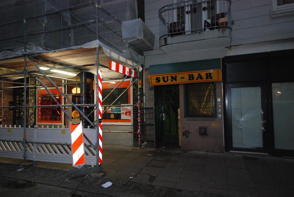 Eckart - Jugendstil, Sun, Bar