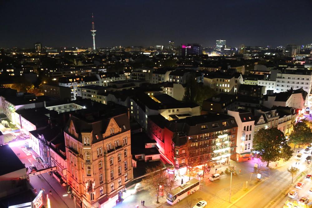 Benjamin - Sankt Pauli